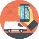 Transport Tracking App Icon