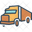 Transport Carriage Truck Icon