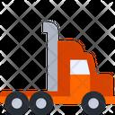 Transport Truck Tanker Truck Truck Icon