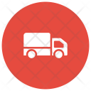 Transportation Delivery Truck Icon