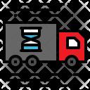 Truck Vehicle Transportation Icon
