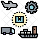 Transportation Transport Delivery Icon
