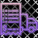 Transportation Bill Transportation Invoice Transportation Receipt Icon