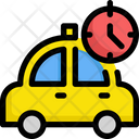 Transportation Hours Icon