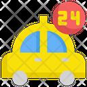 Transportation Hours Icon