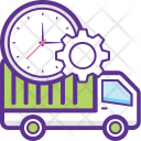 Transport Management System Icon