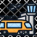Train Subway Transport Icon