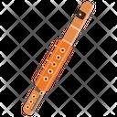 Transverse Flute Icon