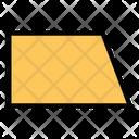 Trapezoid Icon