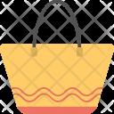 Trapezoid Bag Icon