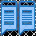 Trapezoid List Labels List Icon