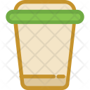 Trash Bin Wastage Icon
