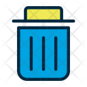 Trash Laundry Wash Icon