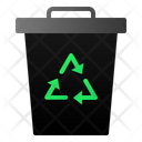 Trash Garbage Recycle Icon