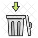 Bins Trash Bin Trash Icon
