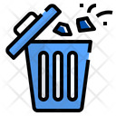 Trash Waste Elimination Icon