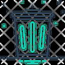 Trash Debris Rubbish Icon