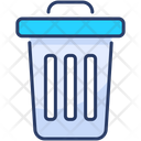 Delete Remove Trash Icon