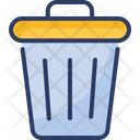 Delete Recycle Trash Icon