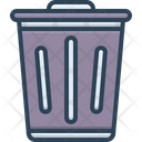 Trash Debris Rubbish Icon