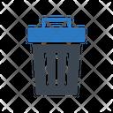 Trash Garbage Recyclebin Icon