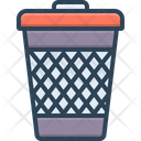 Trash Can Trash Can Icon