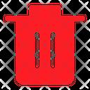 Trash Design Ui Icon