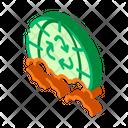 Leaf Plant Car Icon