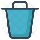 Dustbin Delete Trash Icon