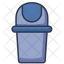 Trash Waste Garbage Icon