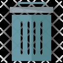 Trash Dustbin Recycle Icon