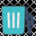 Trash Empty Ui Icon