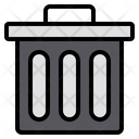 Trash Cleaner Cleaning Icon