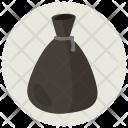 Trash Bag Dustbin Icon