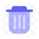 Trash Recycle Ui Icon