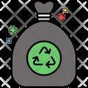 Mtrash Bags Trash Bag Grabage Icon