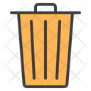 Trash-bin Icon