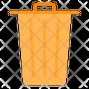 Trash Bin Trash Dustbin Icon