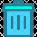 Trash Trash Bin Bin Icon