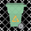 Trash Bin Garbage Icon