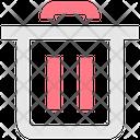 Trash Bin Bin Dust Bin Icon