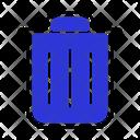 Trash Bin Icon Icon