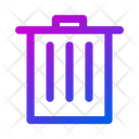 Trash Bin Dustbin Recycle Bin Icon