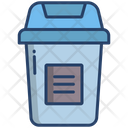 Trash Bin Copy Trash Bin Garbage Can Icon
