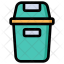 Trash Can Dustbin Trash Bin Icon