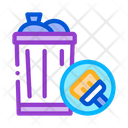 Trash Clean Icon