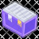 Trash Container Icon