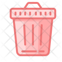 Trash Delete Garbage Icon