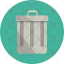 Trash Dustbin Delete Icon