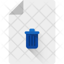 Trash file Icon